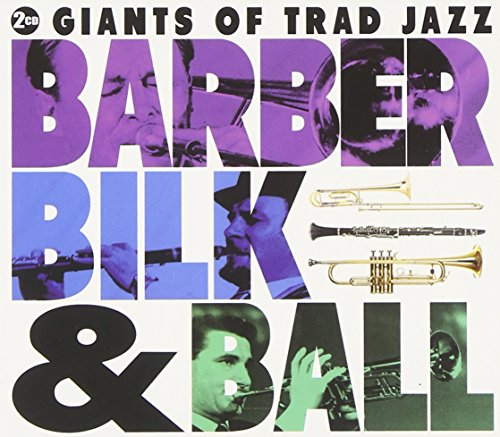 Chris Barber - Giants of Trad.Jazz-Best of