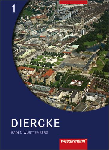 Diercke GWG 5. Gymnasium. Baden-Württemberg. Ge...