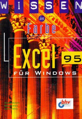 Wissen in Farbe: Excel für Windows 95