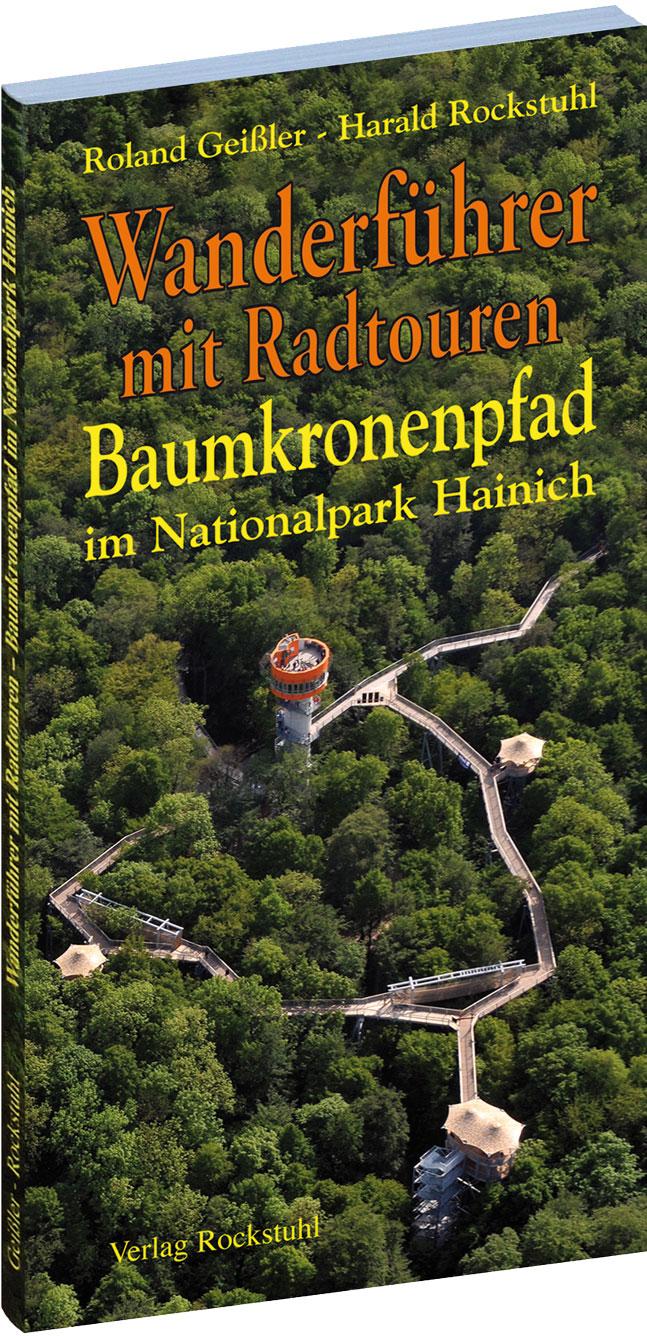 Wanderführer BAUMKRONENPFAD im Nationalpark Hai...
