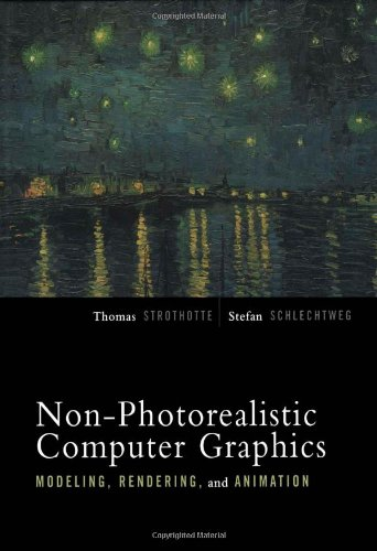 Non-Photorealistic Computer Graphics. Modeling,...