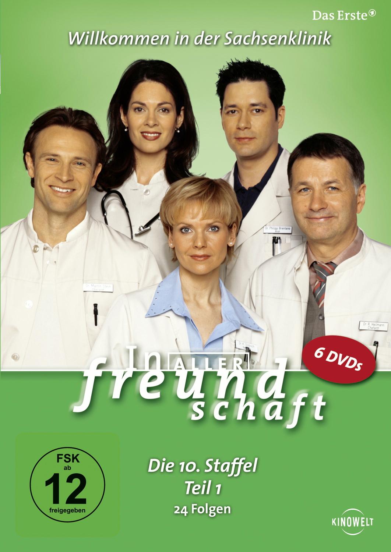 In aller Freundschaft - Staffel 10.2 [5 DVDs]