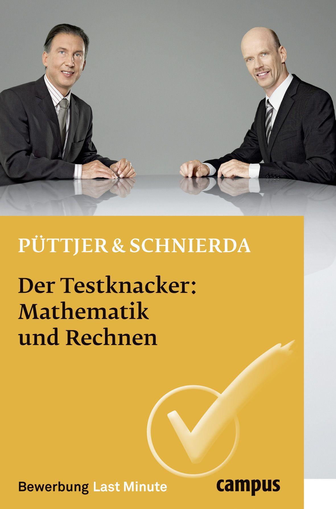 Der Testknacker: Mathematik und Rechnen (Bewerb...