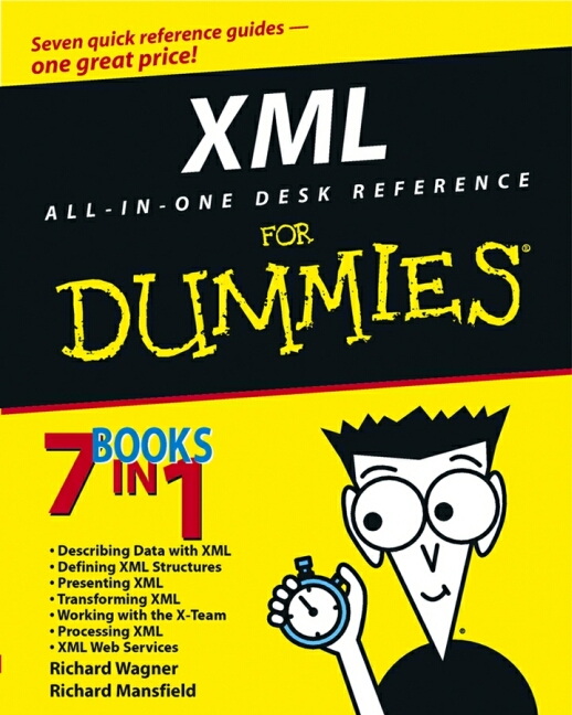 XML All-in-One Desk Reference For Dummies (For ...