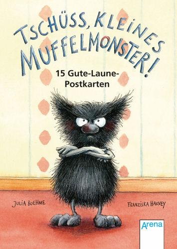 Tschüss, kleines Muffelmonster!: 15 Gute-Laune-Postkarten - Julia Boehme