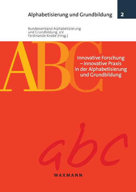 Innovative Forschung - Innovative Praxis in der...