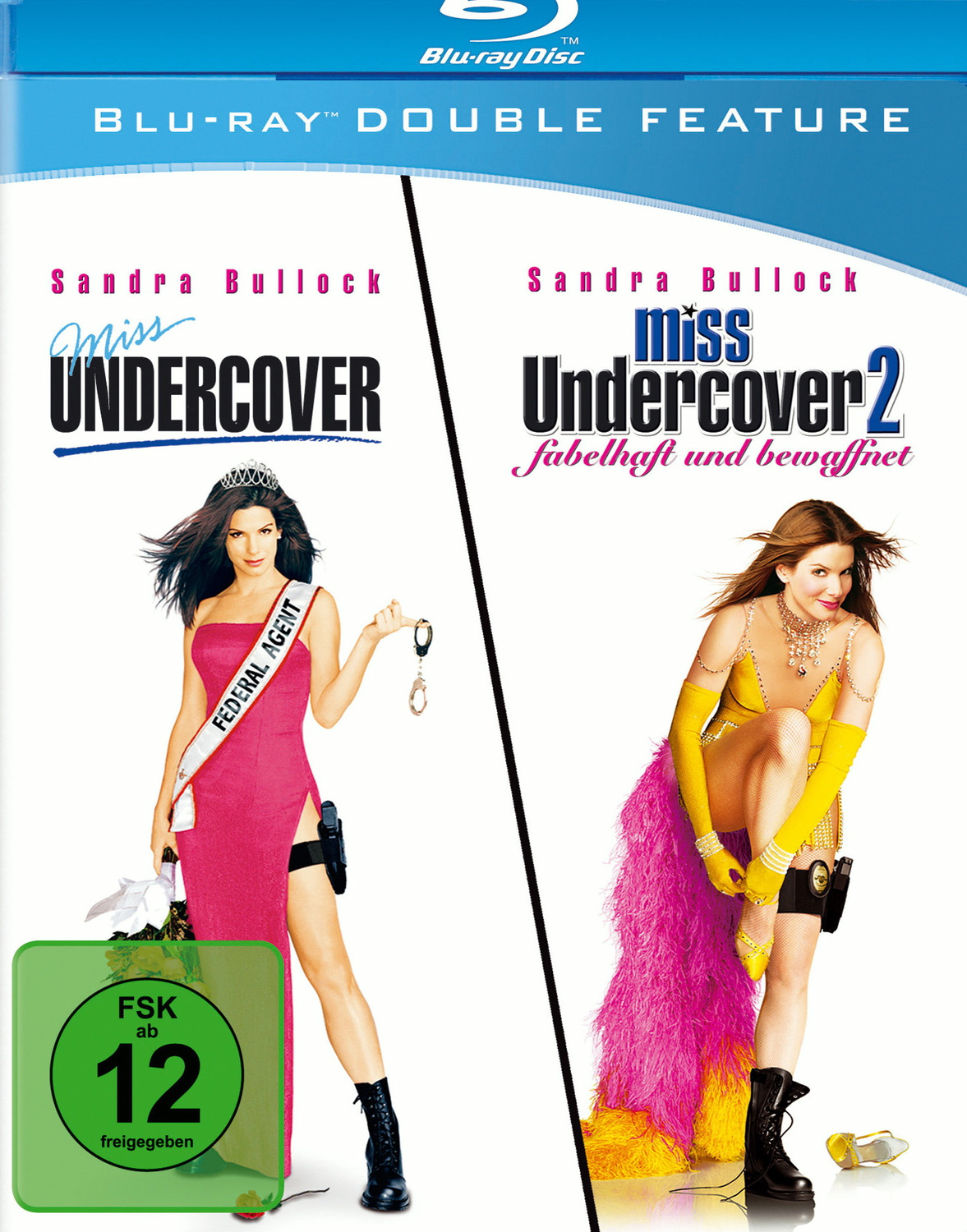 Miss Undercover 1+2 [Box-Set]