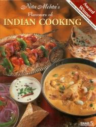 Flavours of Indian Cooking - Nita Mehta