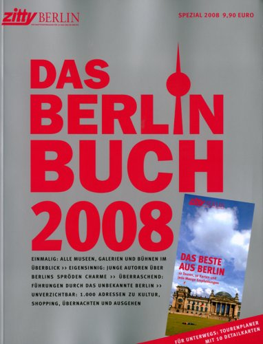 zitty Berlin Buch 2008 - unknown