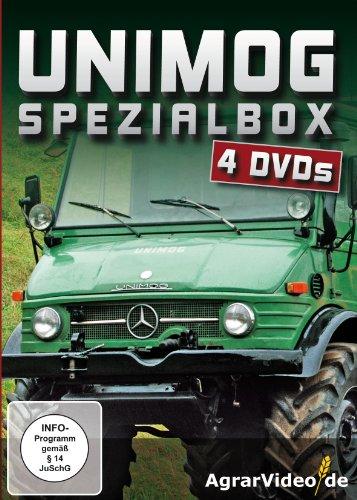 Unimog Spezialbox [4 DVDs]