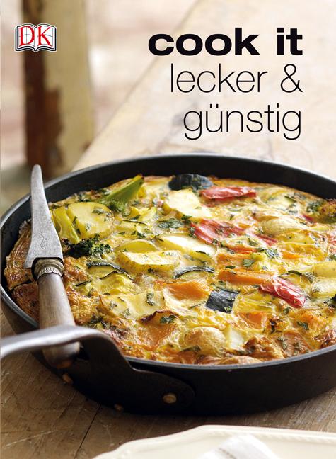 cook it - lecker & günstig - Dorling Kindersley