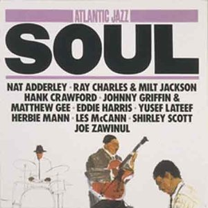 Various - Atlantic Jazz:Soul