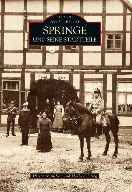 Springe: und seine Stadtteile - Ulrich Manthey