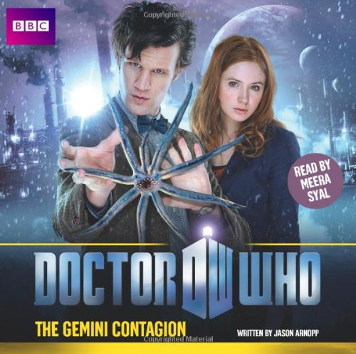 Doctor Who: The Gemini Contagion - Jason Amopp [Audio CD]