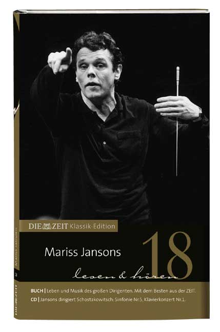 DIE ZEIT Klassik-Edition: Band 18 - Mariss Jans...