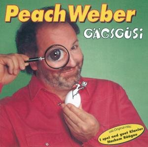Weber Peach - Gaegsguesi