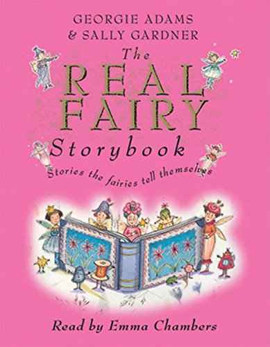 Real Fairy Storybook - Georgie Adams