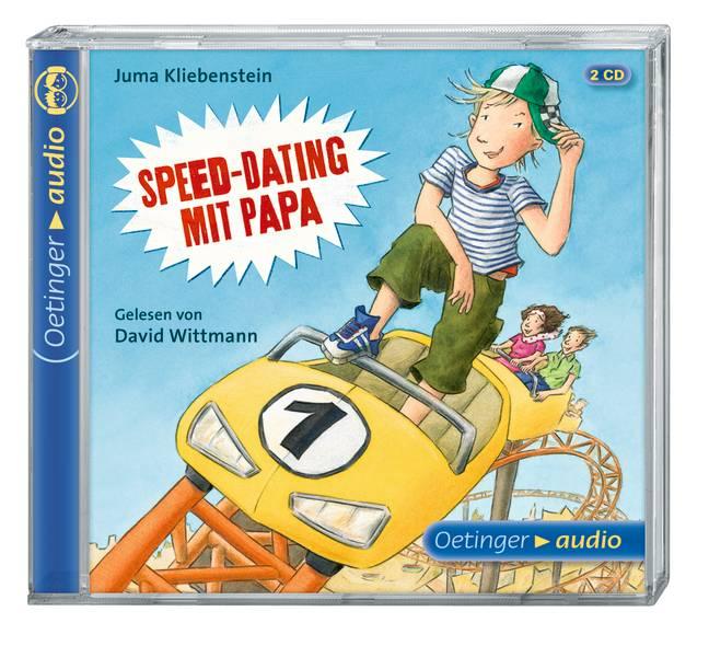 Speed-Dating mit Papa (2 CD): Gekürzte Lesung -...