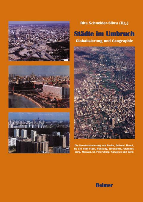 Städte im Umbruch. Neustrukturierung von Berlin...