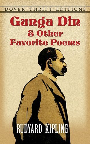 Gunga Din and Other Favorite Poems (Dover Thrif...