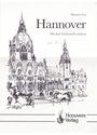Hannover - mit dem Zeichenstift erfahren - Dietmar Lex [Gebundene Ausgabe]