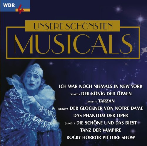 Various - Unsere Schönsten Musicals Folge 2-Wdr4