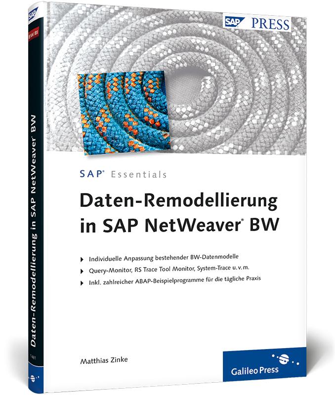 Daten-Remodellierung in SAP NetWeaver BW (SAP P...
