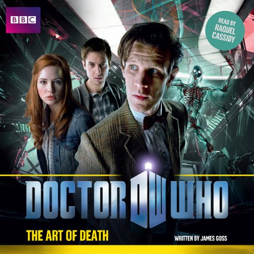Doctor Who 11: The Art of Death - James Goss [Audio CD]