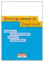 Schulgrammatik Englisch: Schnell nachschlagen - sofort verstehen. Nachschlagewerk - Margit Dietz