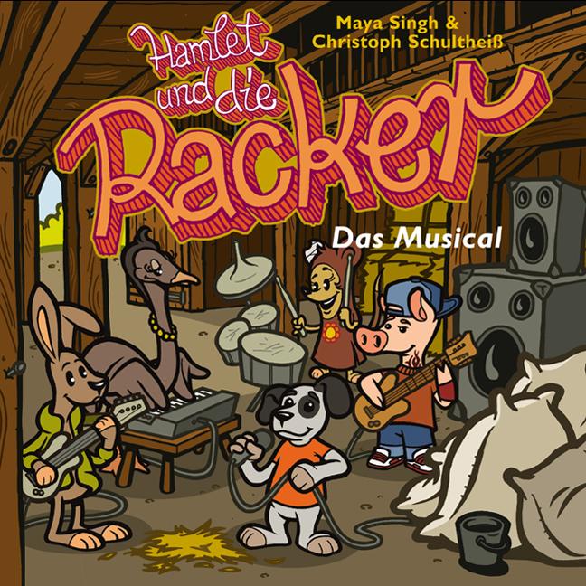 Hamlet und die Racker, Das Musical - Maya Singh