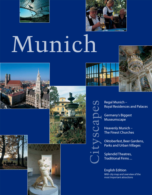 Munich Cityscapes: Regal Munich, Royal Residenc...