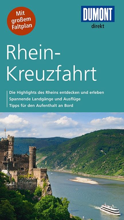 DuMont direkt Reiseführer Rhein-Kreuzfahrt - Ju...