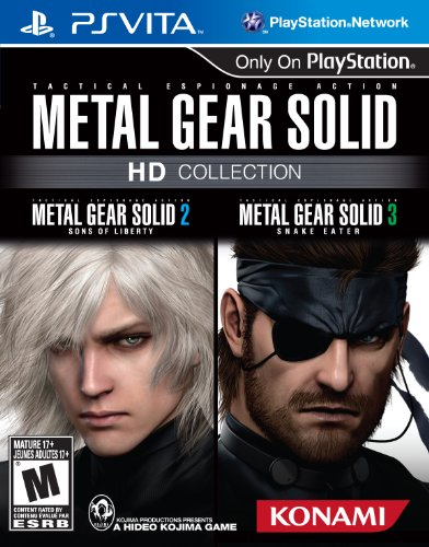 Metal Gear Solid [HD Collection, Internationale...