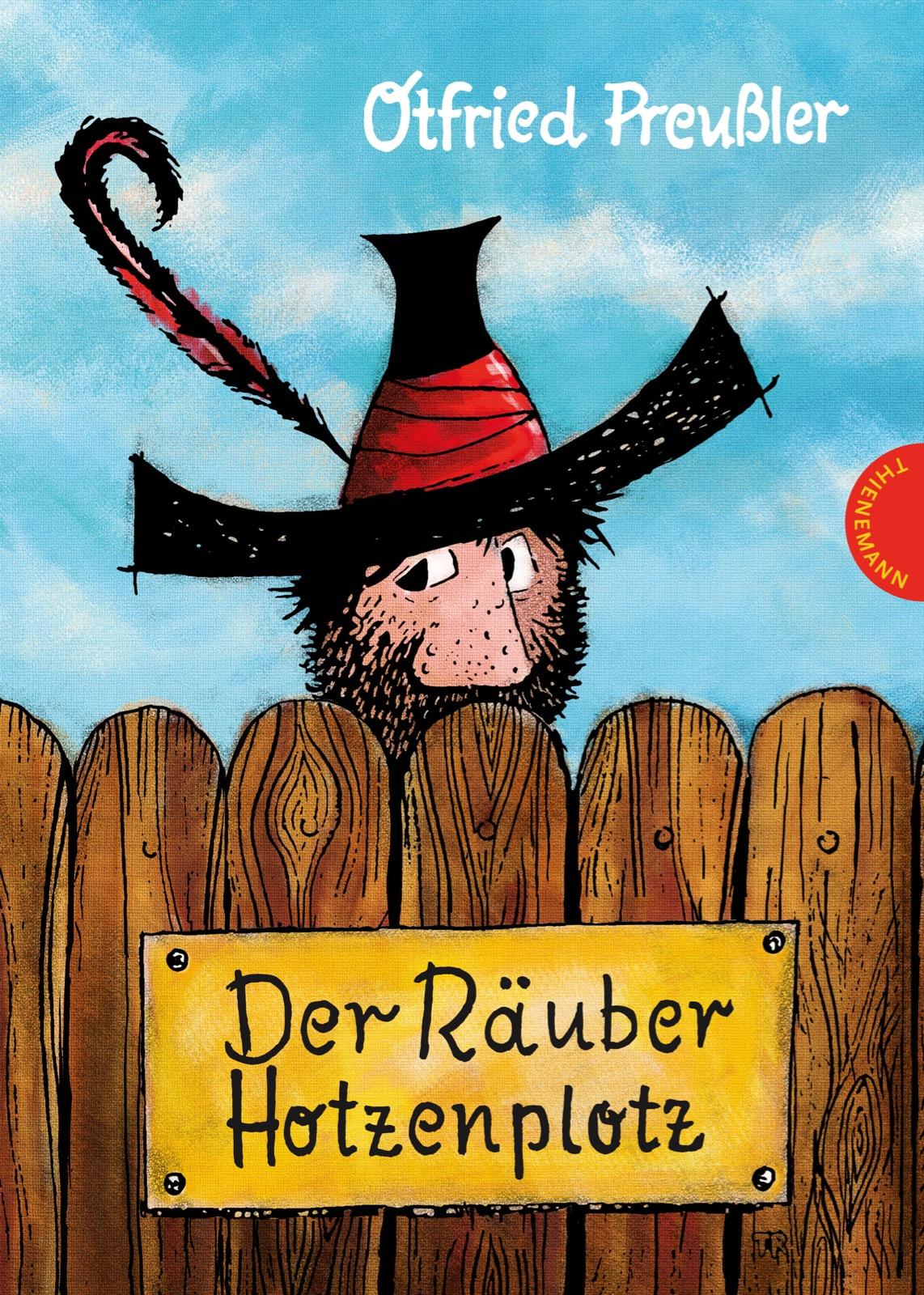 Der Räuber Hotzenplotz Bd. 1 (4-farbig koloriert) - Otfried Preußler