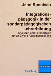 Integrationspädagogik in der sonderpädagogische...