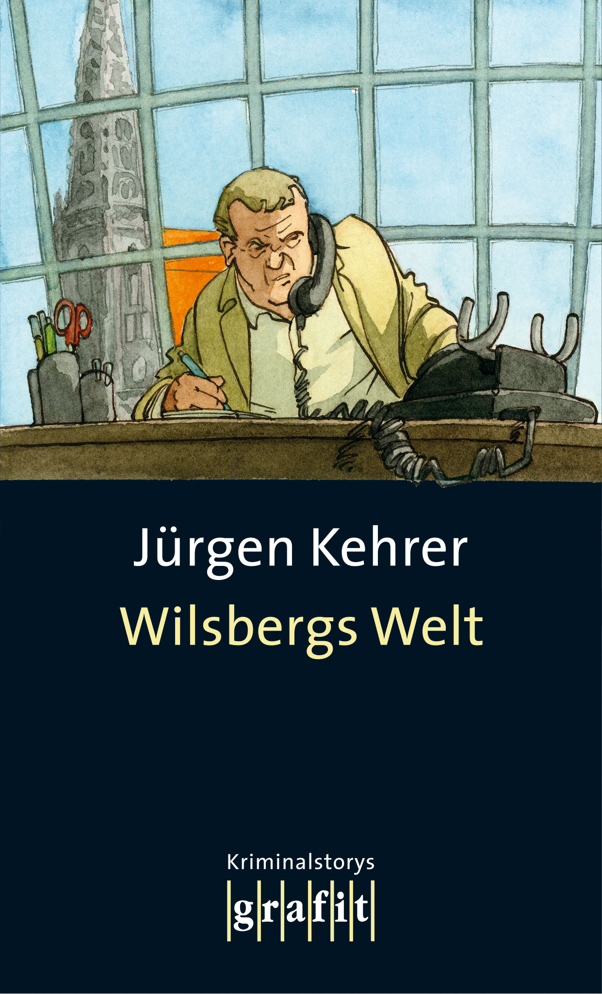 Wilsbergs Welt - Jürgen Kehrer