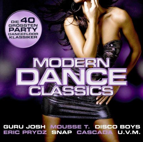 Various - MODERN DANCE CLASSICS - 40 Dancefloor...