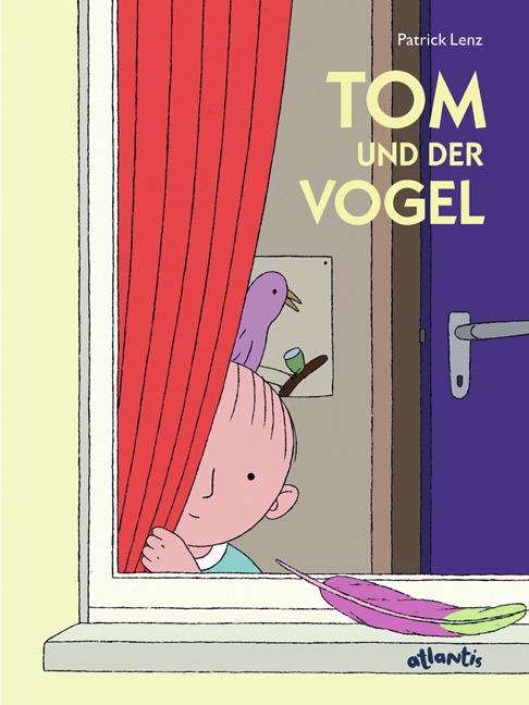 Tom und der Vogel - Patrick Lenz
