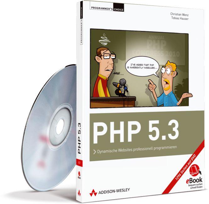 PHP 5.3 - eBook auf CD-ROM: Dynamische Websites...