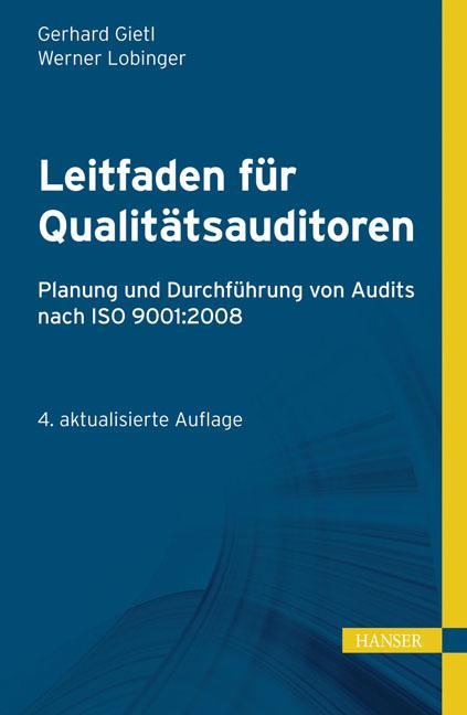 Leitfaden für Qualitätsauditoren: Planung und D...