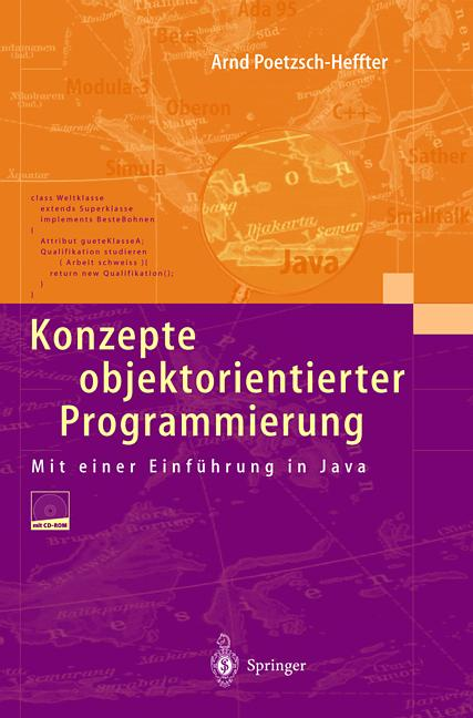 Konzepte objektorientierter Programmierung: Mit...