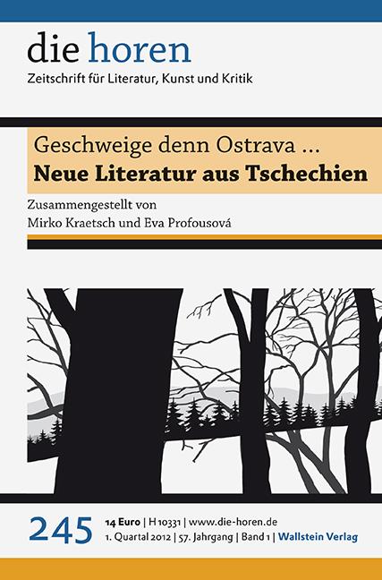 die horen, Band 245: Zeitschrift für Literatur,...
