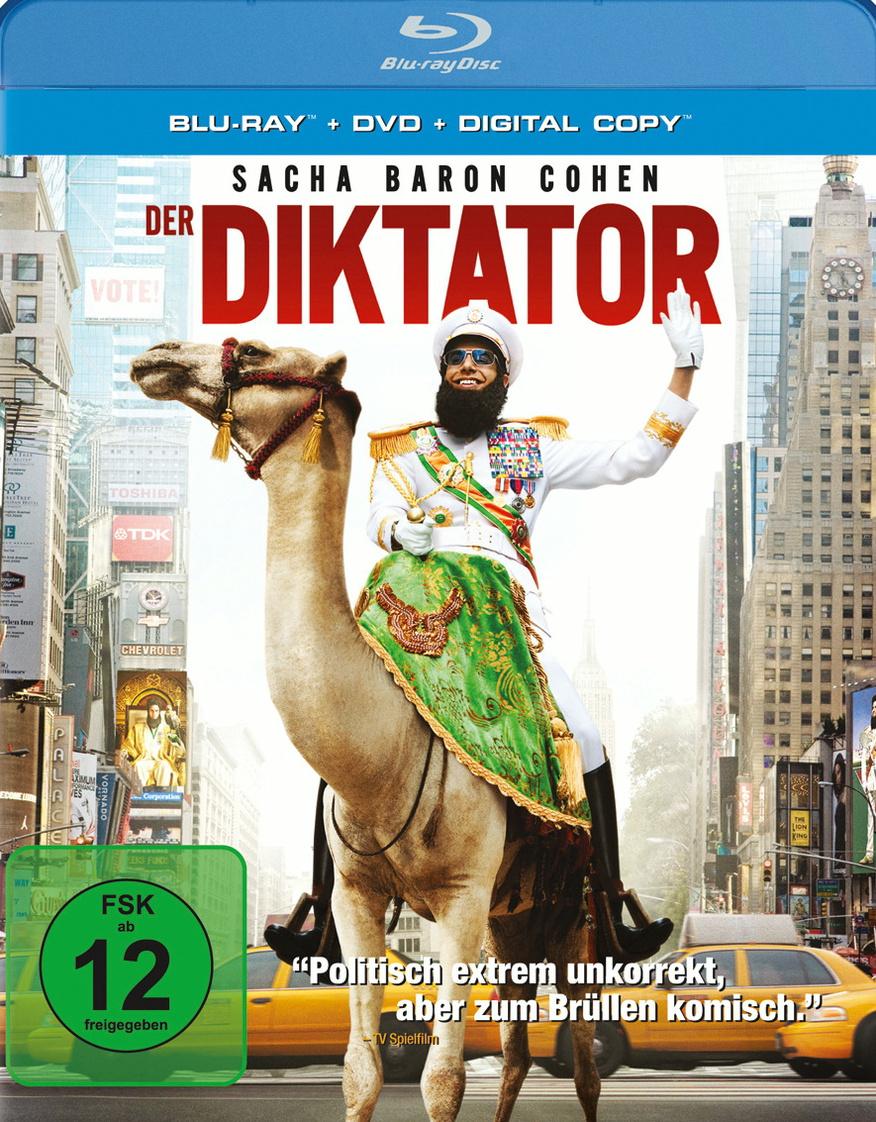 Der Diktator [inkl. DVD]