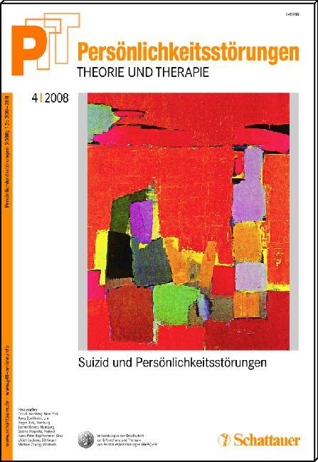 Persönlichkeitsstörungen PTT / 4/2008: Suizid u...