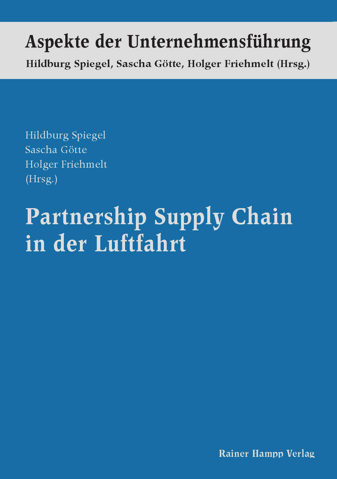 Partnership Supply Chain in der Luftfahrt