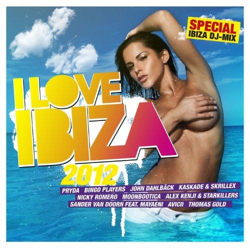 Various - I love Ibiza 2012