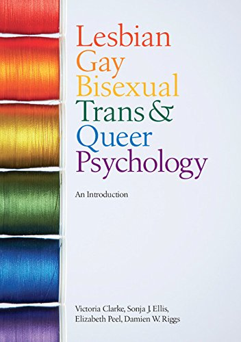 Lesbian, Gay, Bisexual, Trans and Queer Psychol...