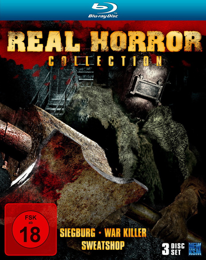 Real Horror Collection [Limited Edition]