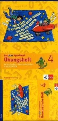 Das Auer Sprachbuch. Ausgabe für Baden-Württemb...
