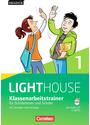 English G LIGHTHOUSE: Band 1: 5. Schuljahr - Klassenarbeitstrainer mit Lösungen und CD-Extra: CD-ROM und CD auf einem Datenträger - Wolfgang Biederstädt